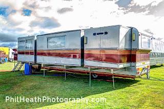 Doncaster Racecourse Spring Bank Holiday Fun Fair May 2015,