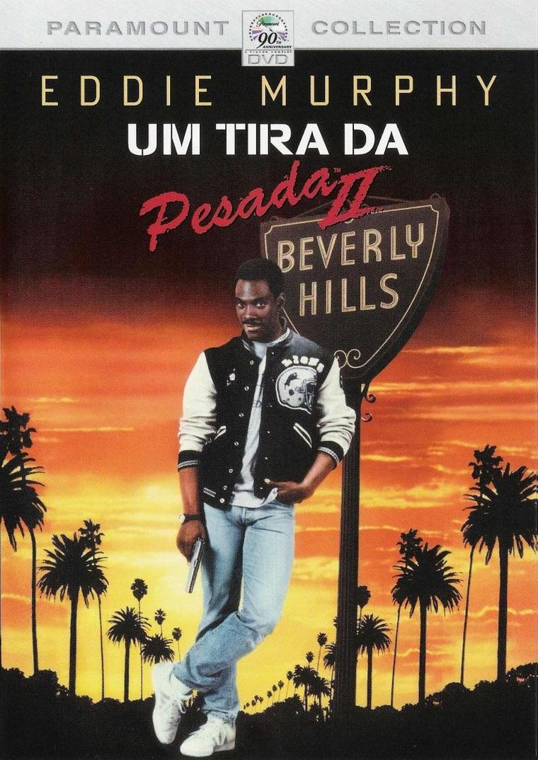 Um Tira da Pesada 2 – Dublado (1987)
