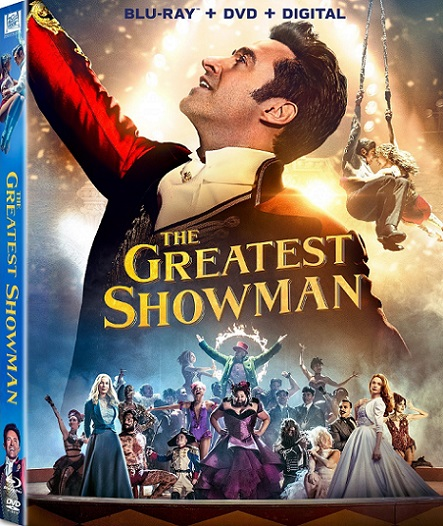 The Greatest Showman (El Gran Showman) (2017) m1080p BDRip 8GB mkv Dual Audio DTS 5.1 ch