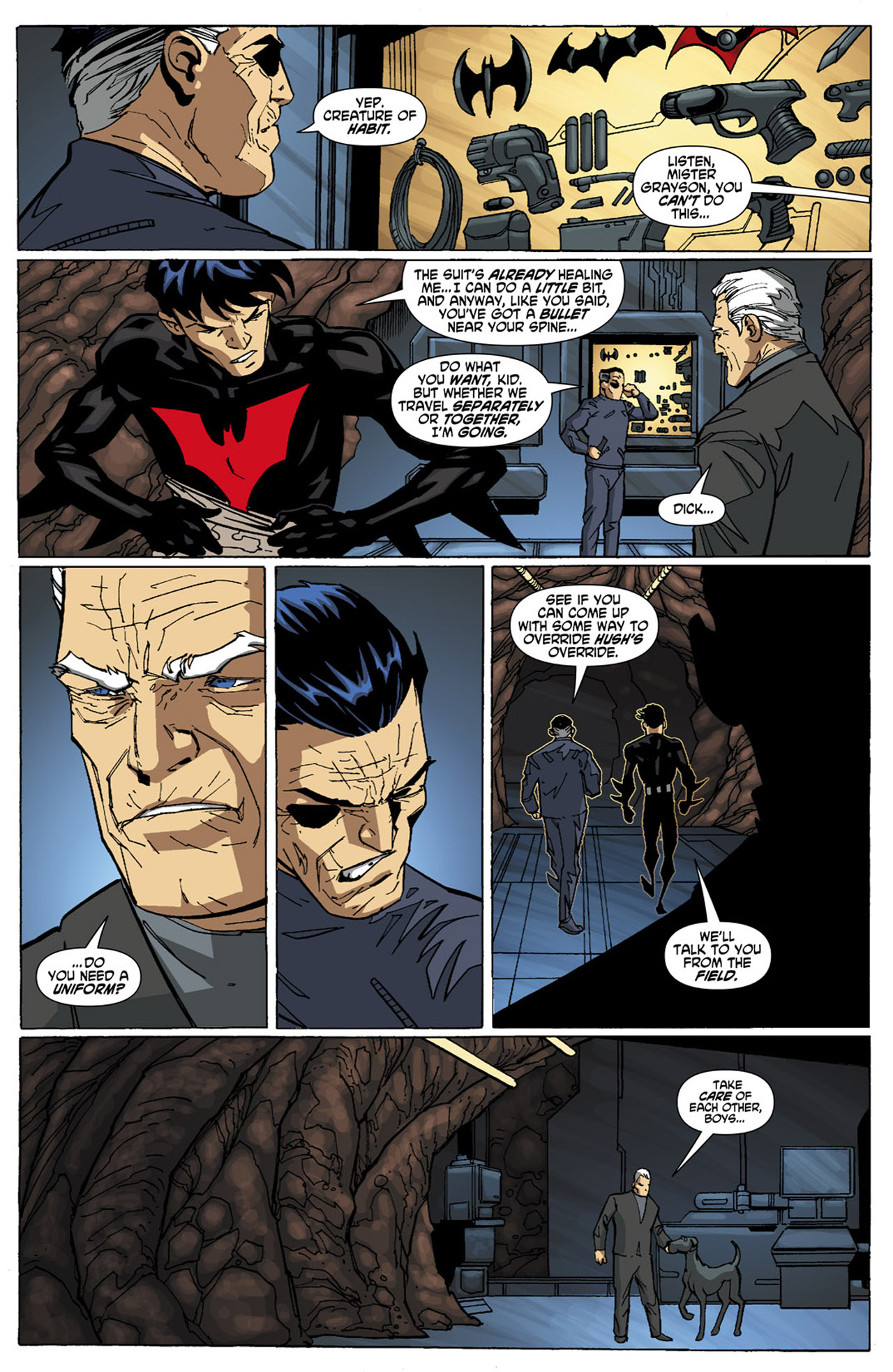 Batman Beyond (2010) Issue #6 #6 - English 5