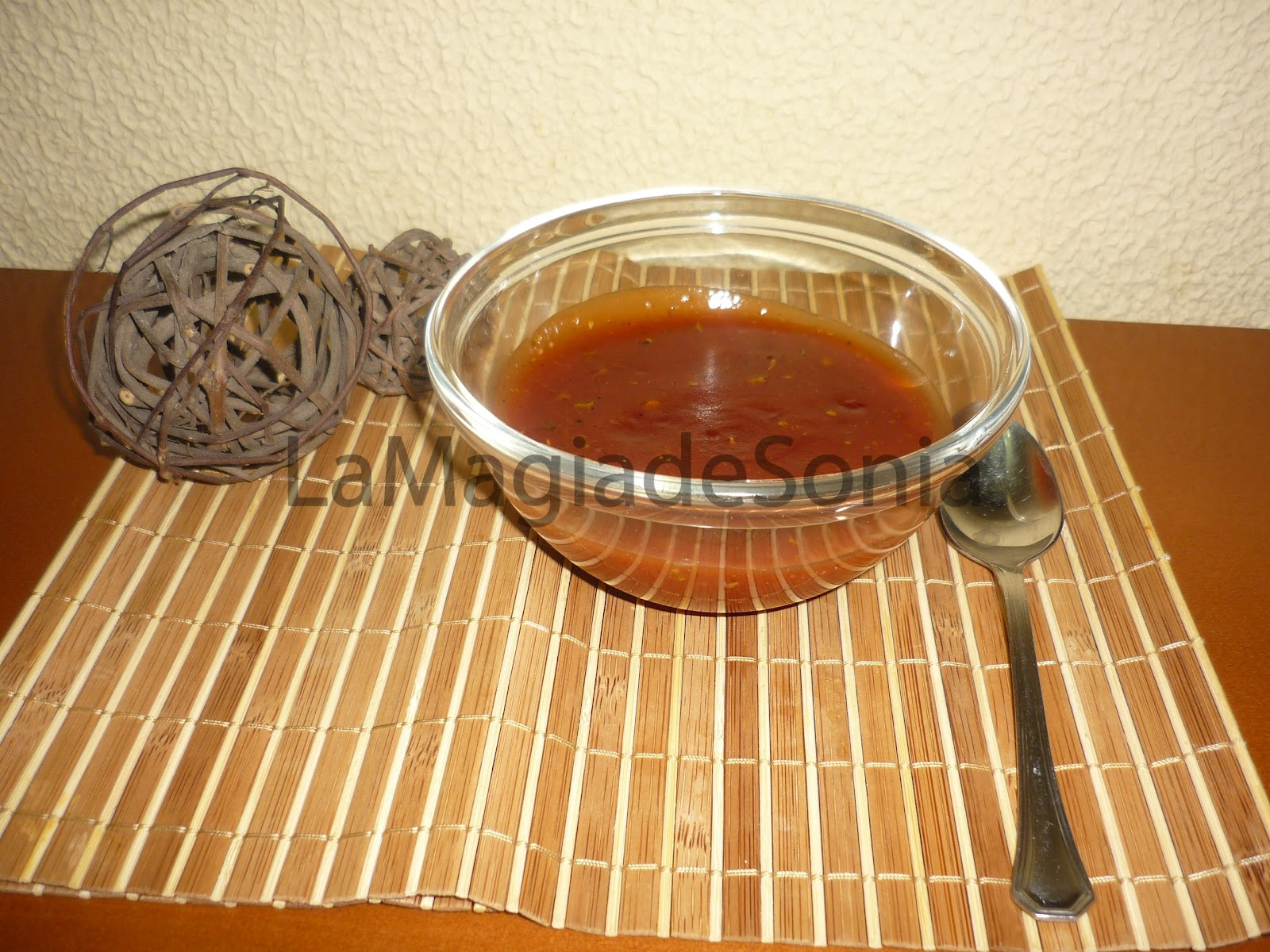 La magia de sonia salsa barbacoa casera for Salsa barbacoa ingredientes