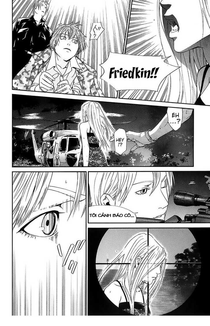 Alive - The Final Evolution chap 55 - Trang 17