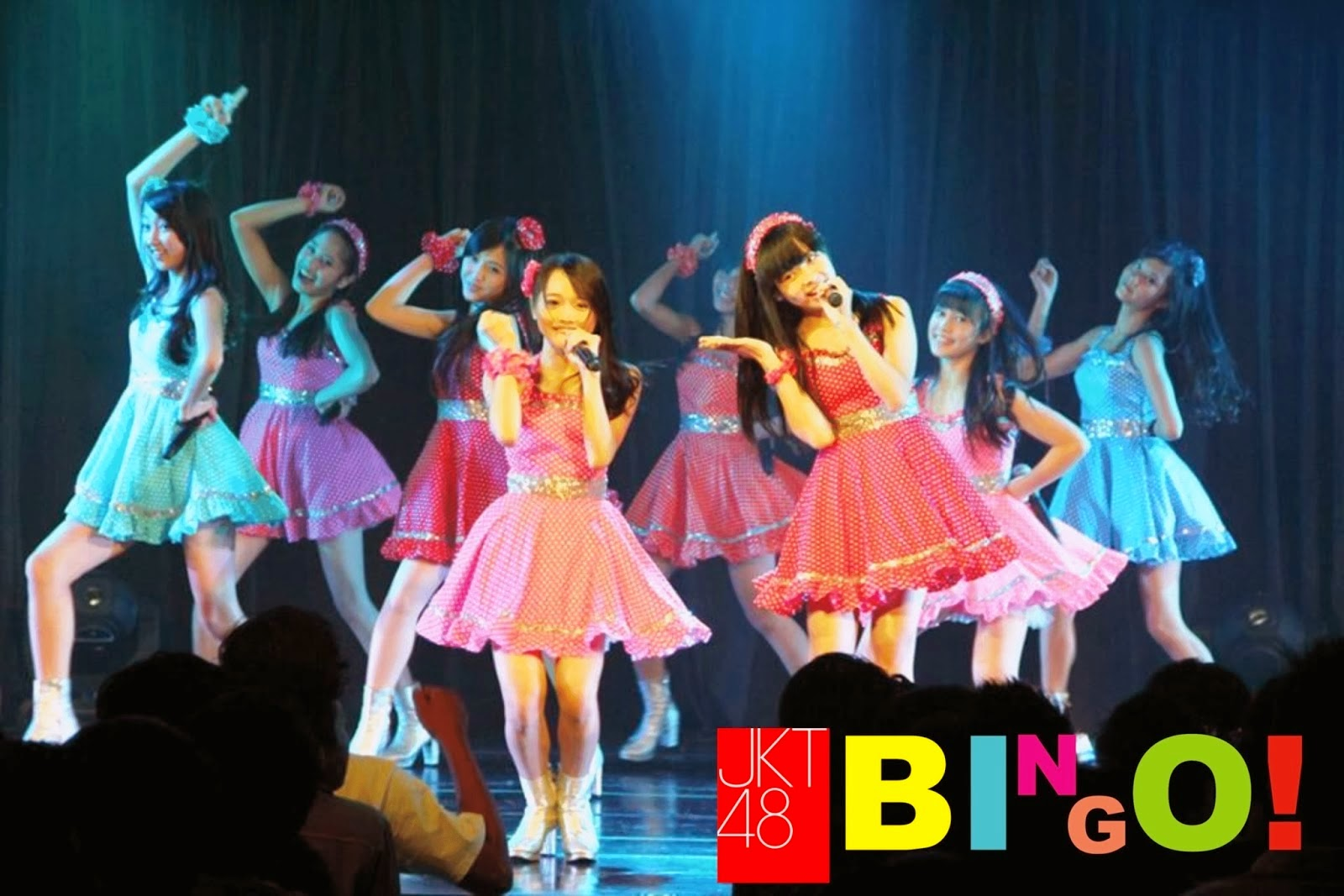download lagu JKT 48 Bingo