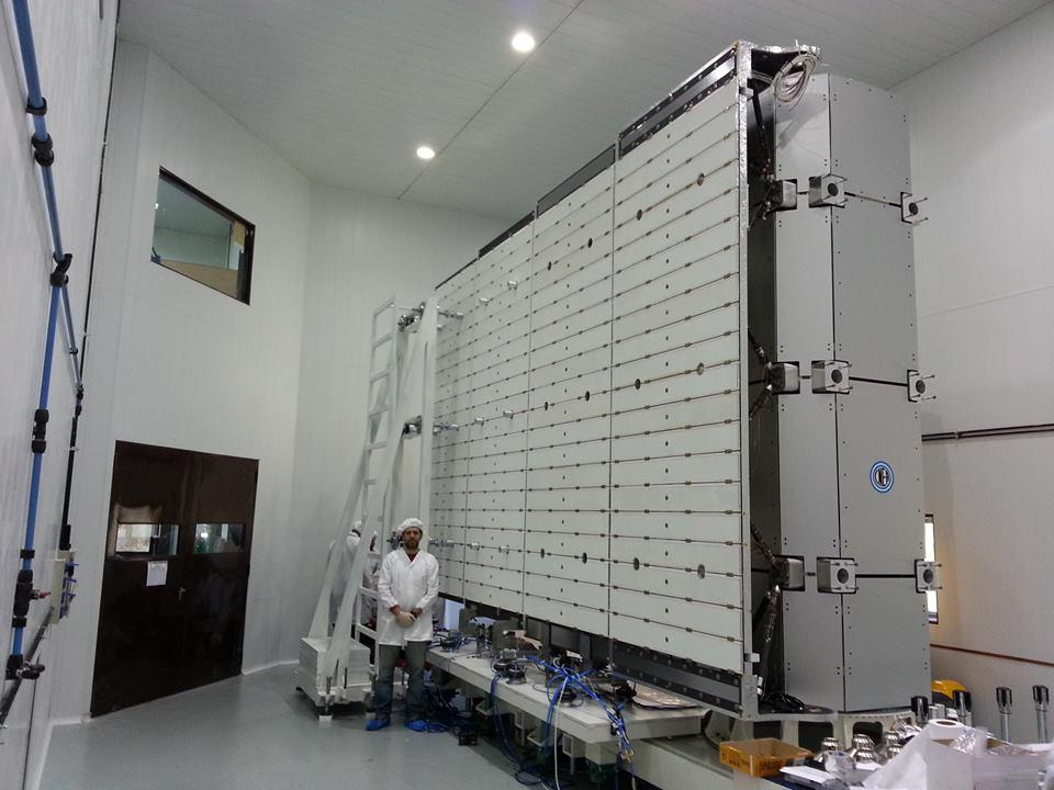 SAOCOM 1A y SAOCOM 1B - Satélites hechos en Argentina Saocom1a%2B009
