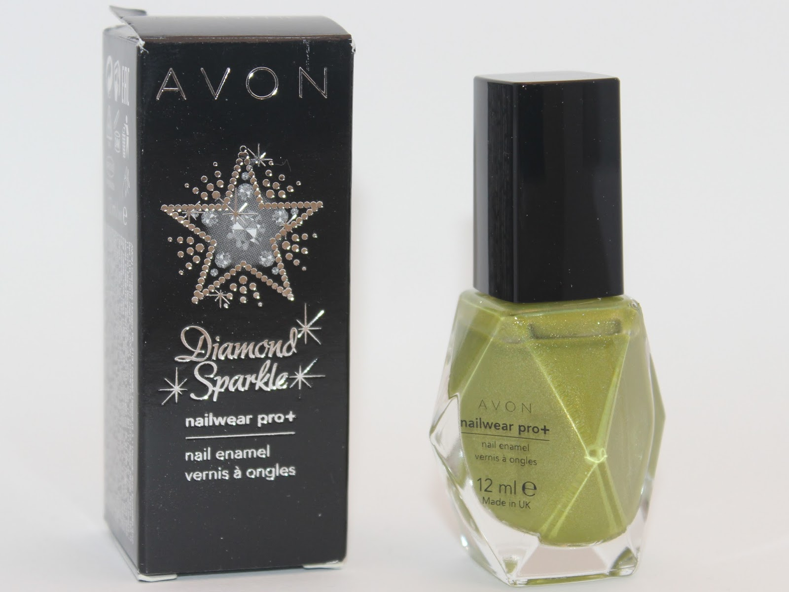 Avon Diamond Sparkle Absinthe