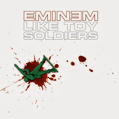 Eminem - Like Toy Soldiers - EP Cover