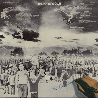 HATFIELD & THE NORTH - THE ROTTERS' CLUB (VIRGIN 1975) Jap mastering cardboard sleeve + 3 bonus
