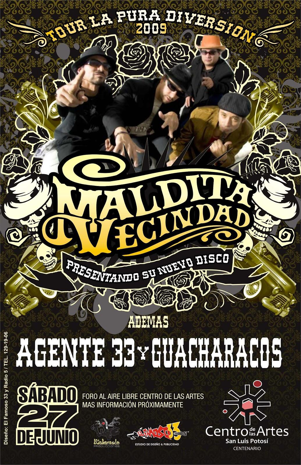 Maldita Vecindad Tour