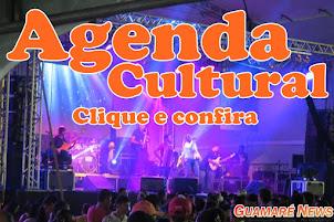 PROGRAME SEU FINAL DE SEMANA COM A NOSSA AGENDA CULTURAL