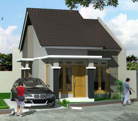 Gambar Desain Rumah Minimalis Modern 1 & 2 Lantai « Terbaru 2014 ...