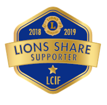 PIN LIONS SHARE