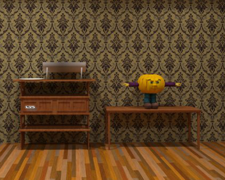 Juegos de Escape Casper Escape 21 - Magic Pumpkin