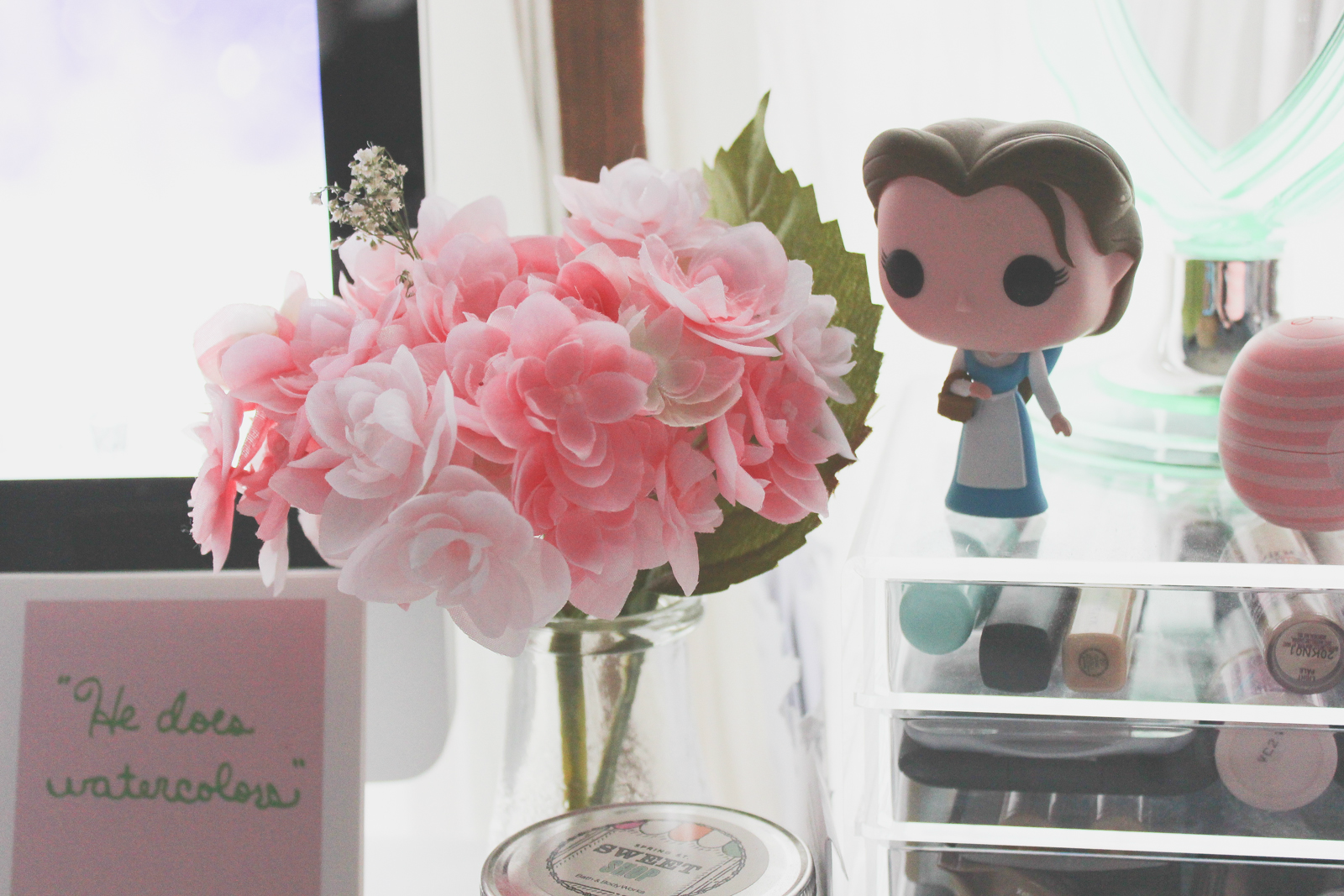 Desk Decor from The Little Things #2 | Mandy Leigh Blog