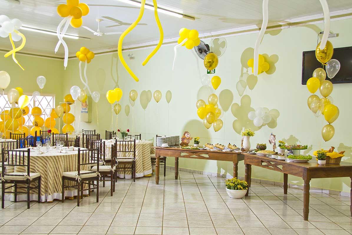 #B89F13 Buffet Happy Birthday: Decoração Infantil A Bela e a Fera 1195x797 px Bela Decoração Da Cozinha_403 Imagens
