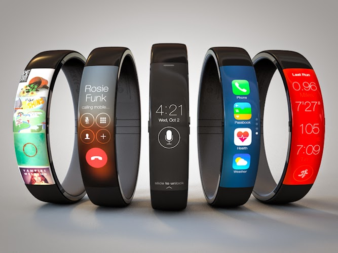 iwatch fuelband