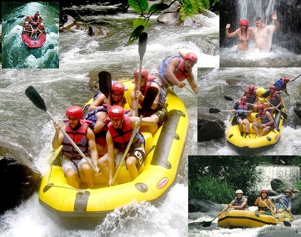 Bali Holiday & Adventure Rafting Tour Packages 15 Days 14 Nights