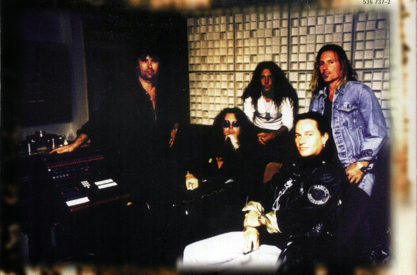 Formación de Yngwie Malmsteen-Facing the Animal