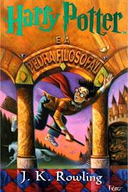 """Livros da série """"Harry Potter"""":"""