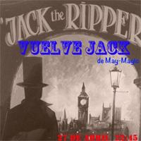 """Vuelve Jack"", espectáculo de magia bizarra"
