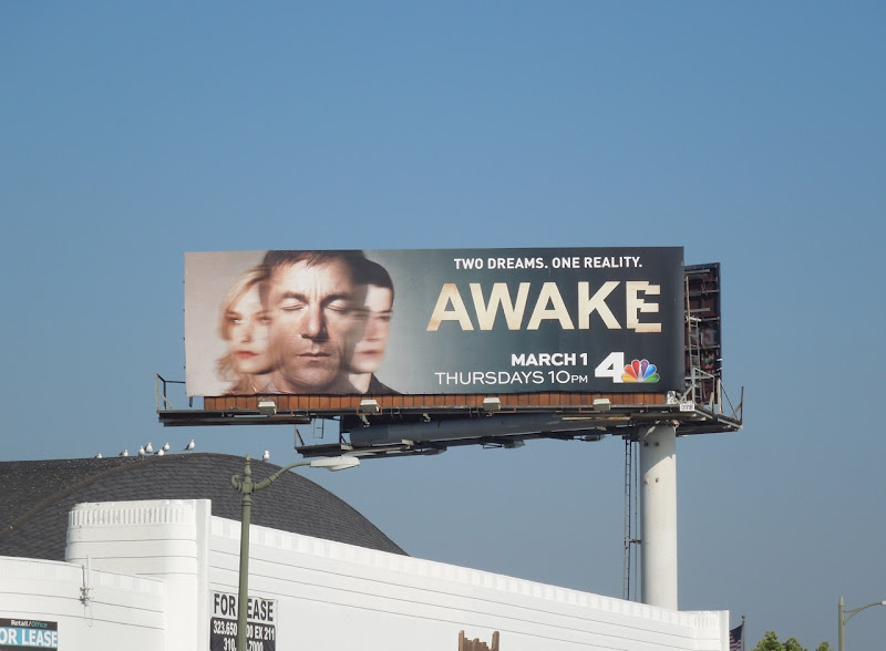 Awake season 1 billboard