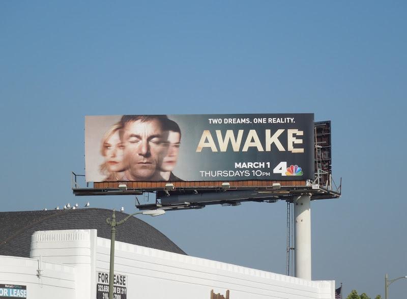 Awake season 1 billboard