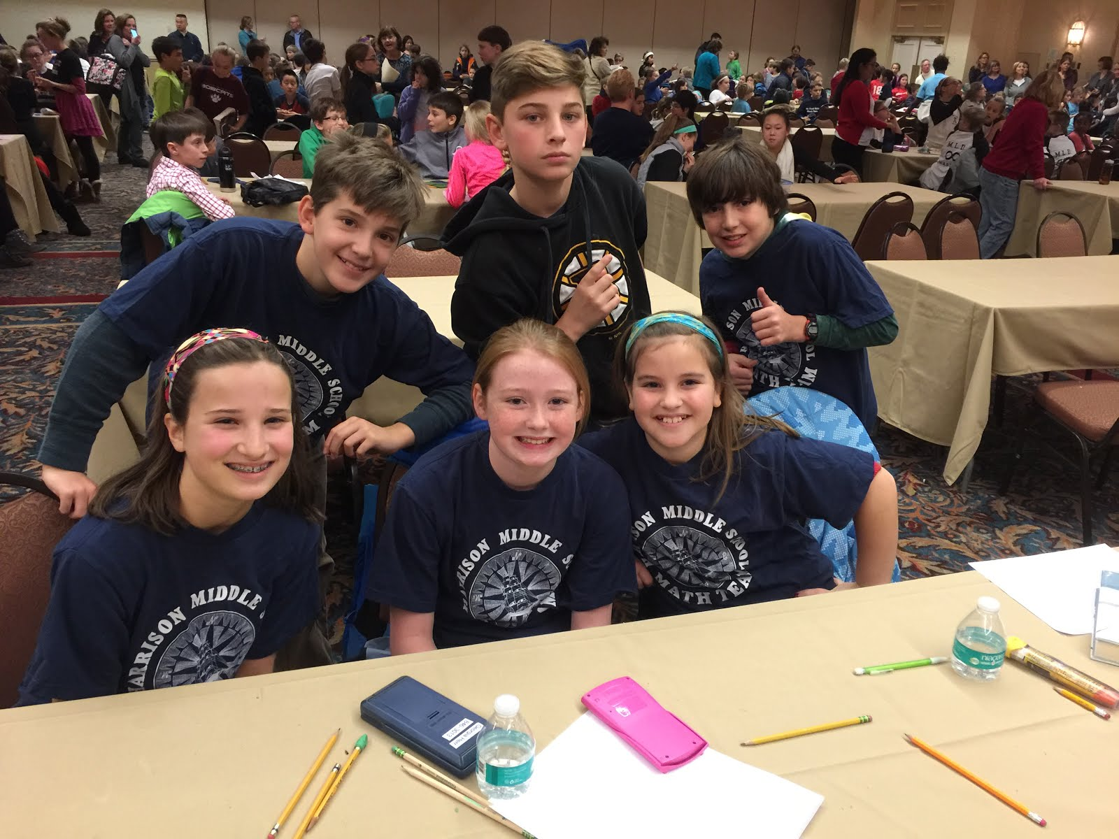 Worksheet Firstmath hms news fifth and sixth grade attend their first math meet