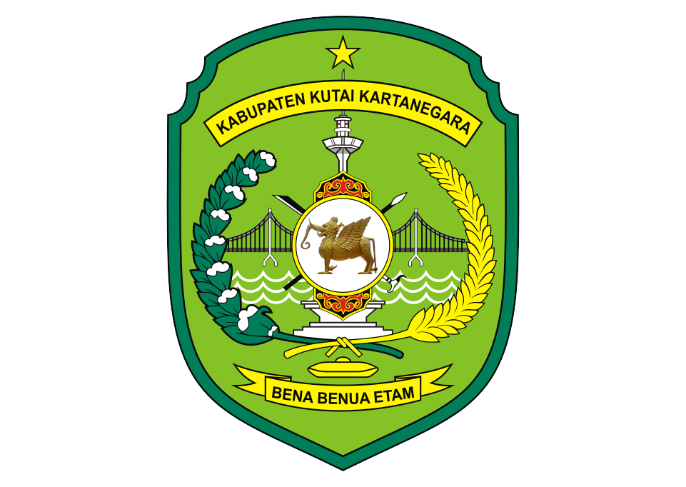 Logo Kabupaten Kutai Kartanegara Vector download free