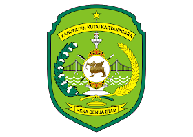 Kabupaten Kutai Kartanegara Logo Vector download free