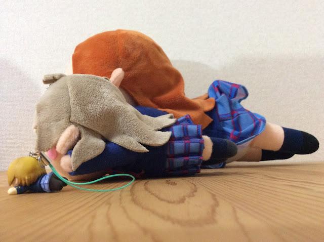 【プライズレビュー】ラブライブ! 寝そべりプチフィギュアVol.1【セガプライズ】