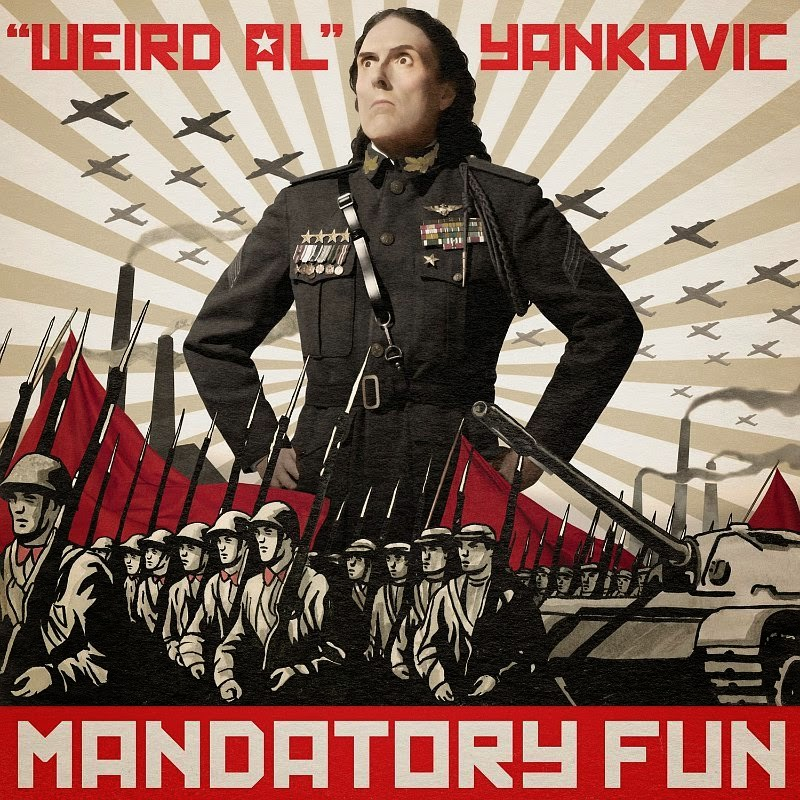 Weird Al Yankovic, Mandatory Fun