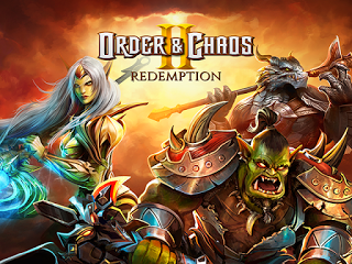 Game Order & Chaos Redemption Mod APK