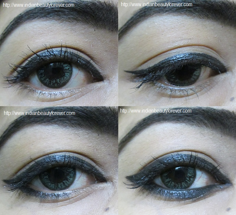 4 Different types of Eyeliner Styles - EOTD