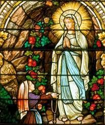 Apariciones de la Virgen en Lourdes, Francia (1858)