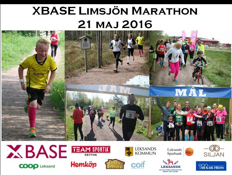 XBASE Limsjön Marathon