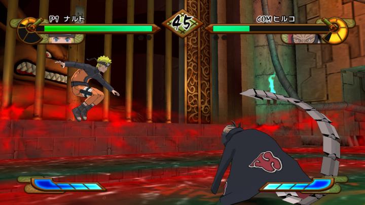Games online naruto ninja
