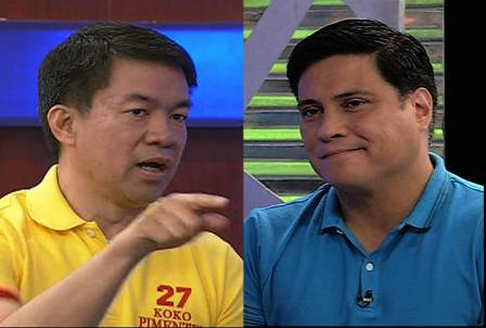 Controversial Word War: Pimentel vs Zubiri Airs March 17; Koko Threats to File Libel Case Against Migz