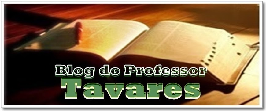 Blog do Professor Tavares