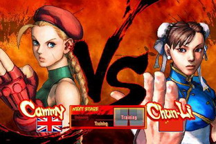 Street Fighter IV for iPhone to add Cammy aka Kirabi 1