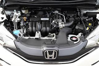 2014 Hybrid Honda Jazz