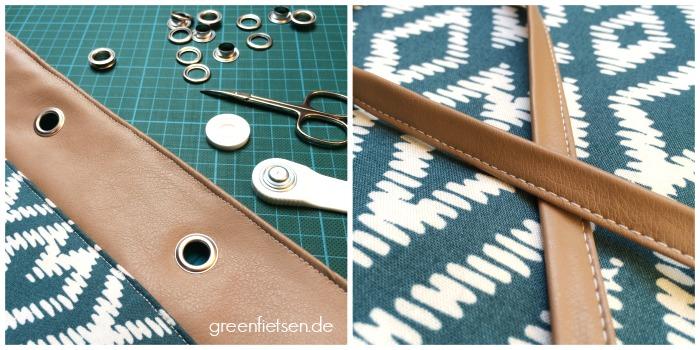 Matchbag - Probenähen für Keko-Kreativ