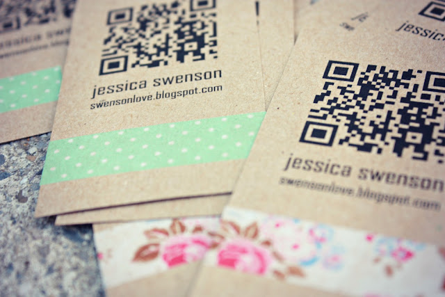 Dream Catcher Baby//: Do-It-Yourself Business Cards...