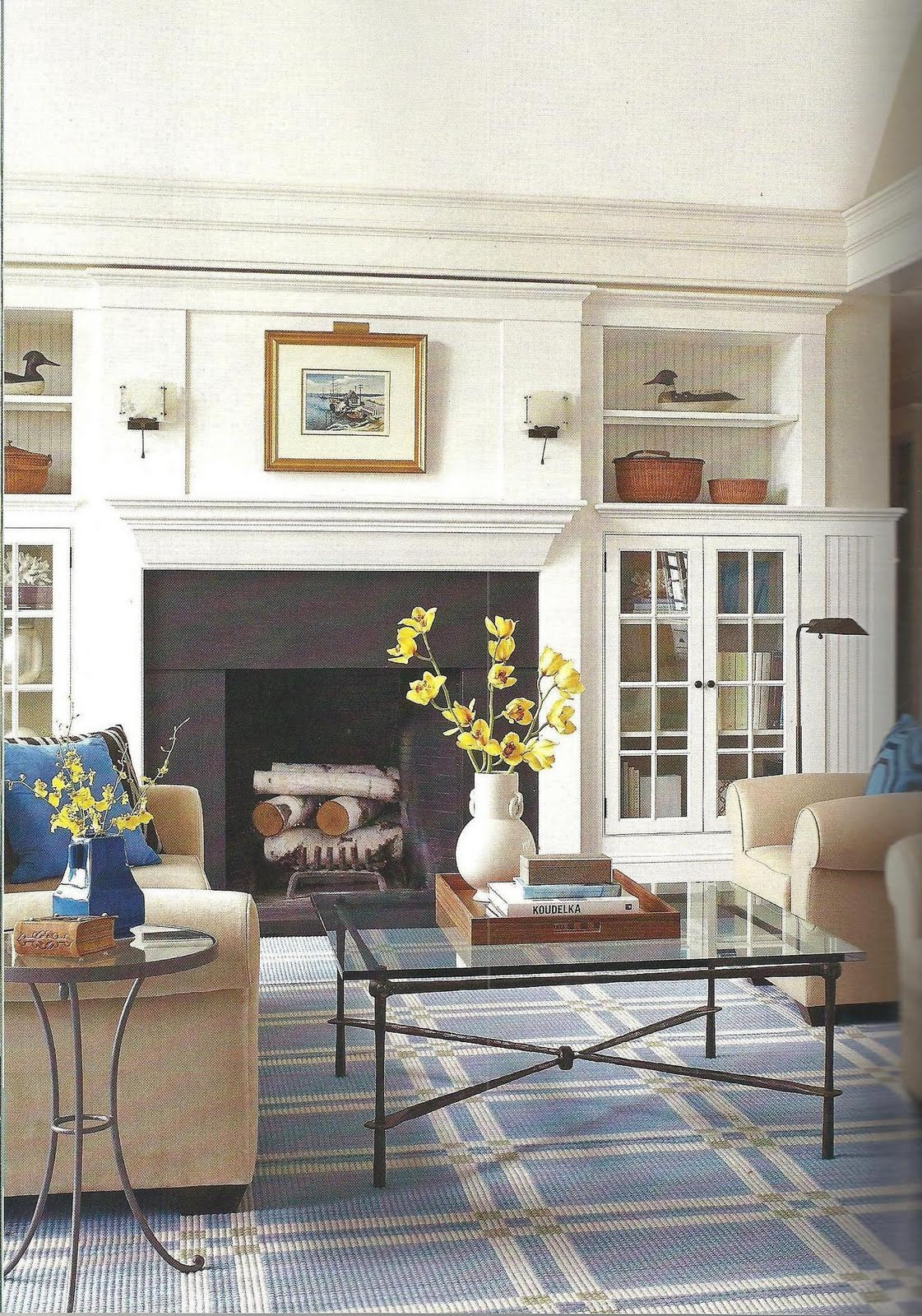 This Classic Style Elegant Livingroom Picture Below Is Not From The