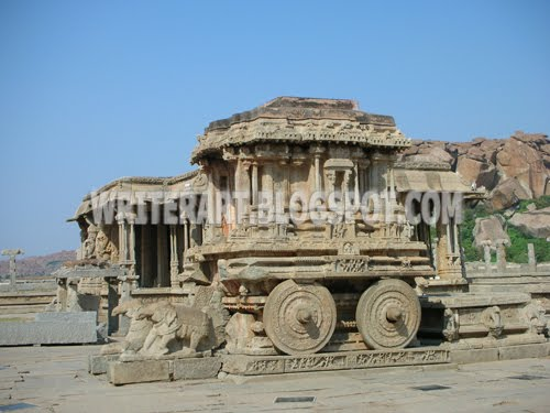 Indian Stock Photos - Stone Chariot in Hampi