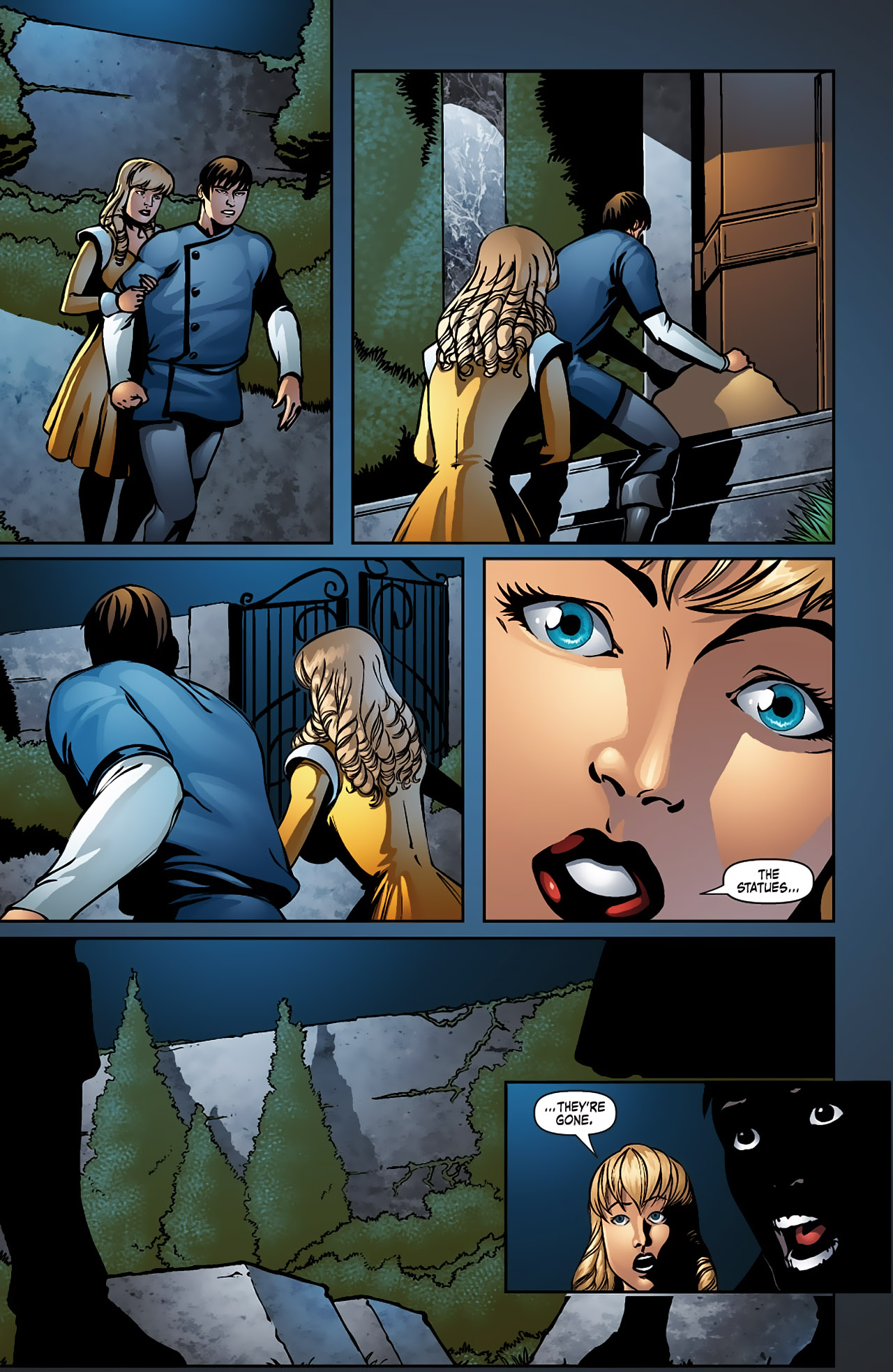Grimm Fairy Tales (2005) Issue #9 #12 - English 18