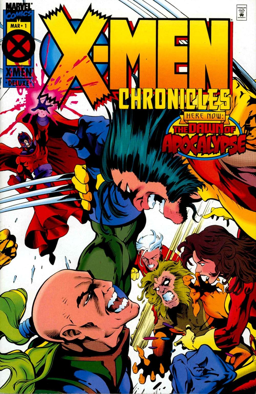 X-Men - A Era do Apocalipse #1