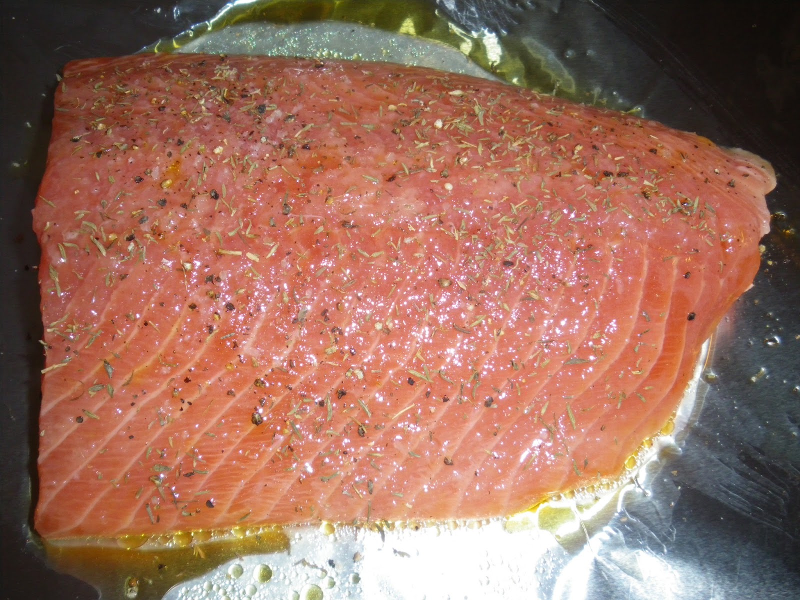 how to cook salmon for non fish lovers