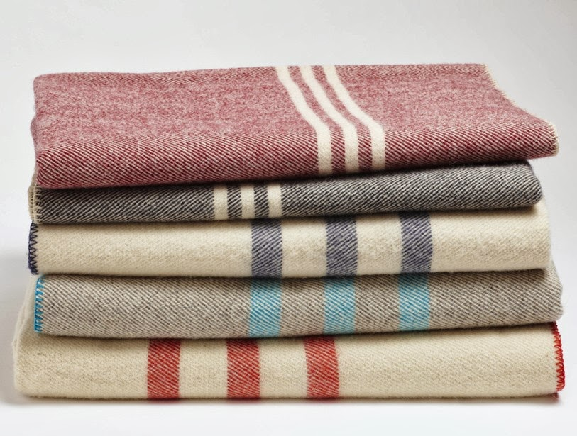 BZDESIGNBLOG///: THE WANT: WOOL BLANKETS