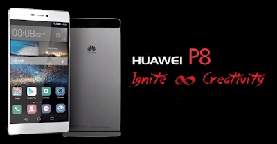 Huawei P8 price and Spec