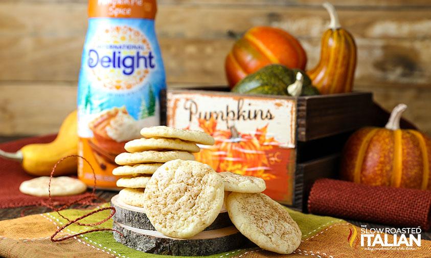 http://theslowroasteditalian-printablerecipe.blogspot.com/2015/11/pumpkin-spice-crinkle-cookies.html