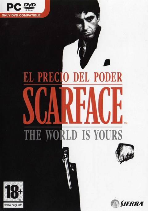 Scarface The World Is Yours [Español] [DVD5] [2006] [ULD]